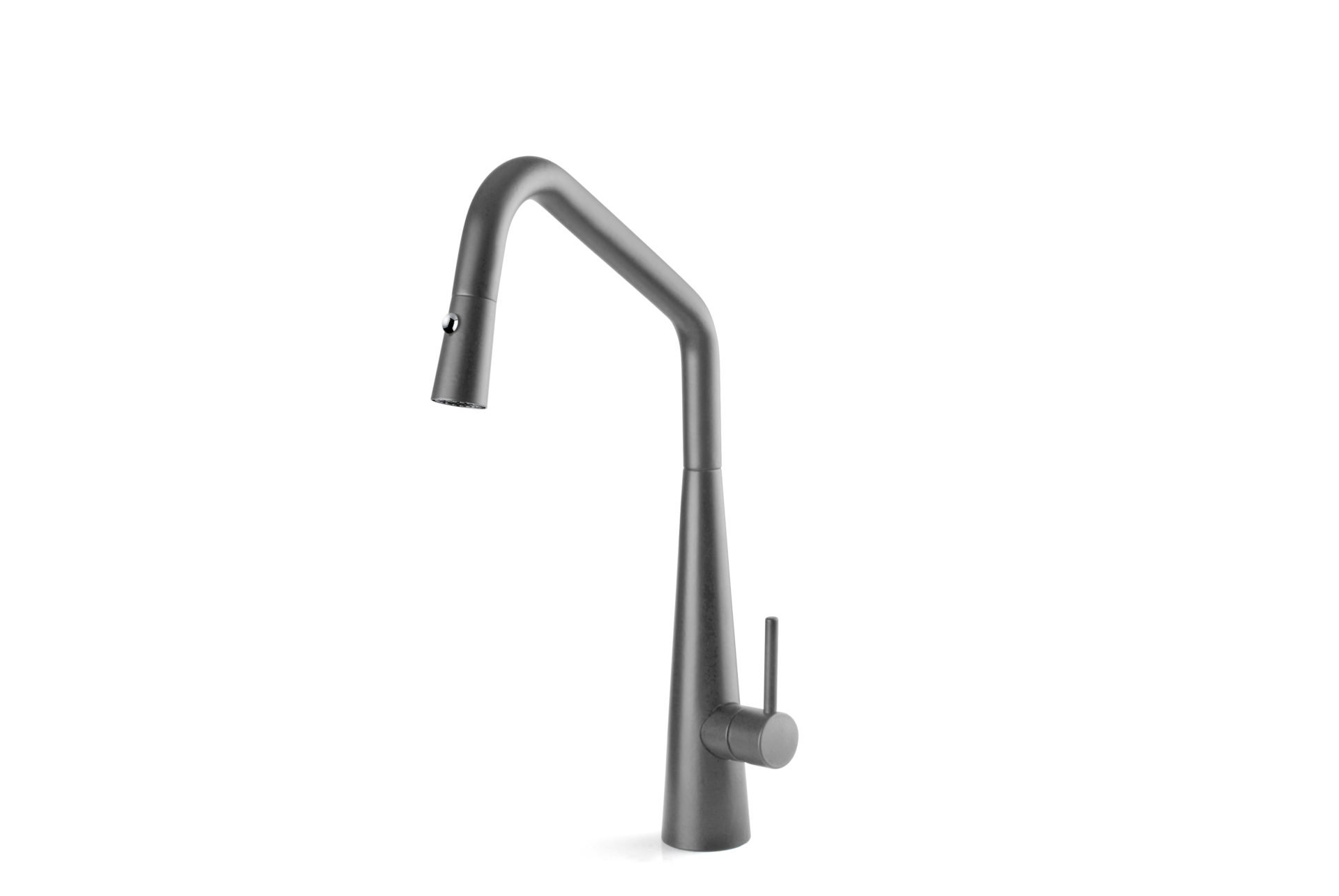 Elias Grey Wolf Pull Out Kitchen Mixer