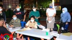 Sebanyak 52 Pelanggar Prokes Terjaring Operasi Yustisi dan Razia Masker Satgas Covid-19 Kota Palangka Raya