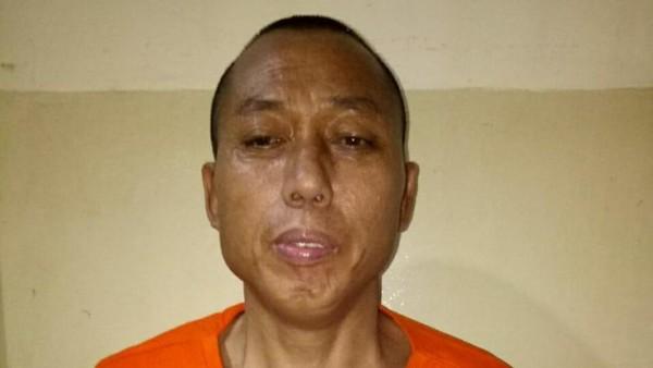 Cai Changpan Napi Kabur dari LP Tangerang Tewas Gantung Diri