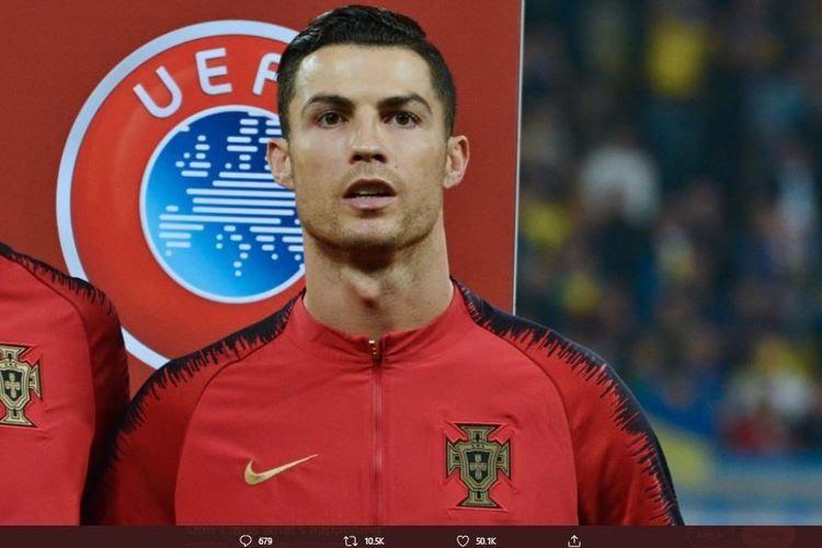 Cristiano Ronaldo Positif COVID-19, Sang Kakak: Penipuan Terbesar yang Pernah Ada