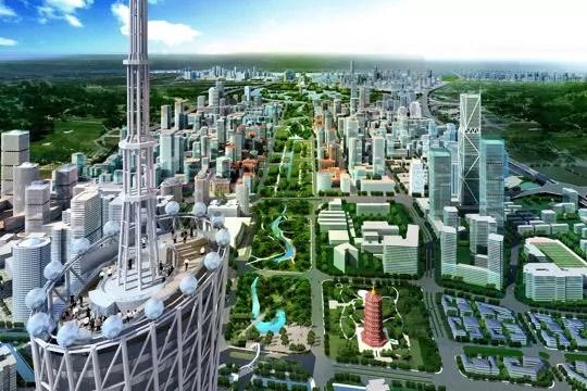 guangzhou ville ecolo en chine