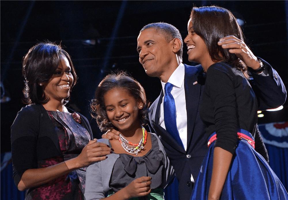 barack obama réélu à la maison blanche