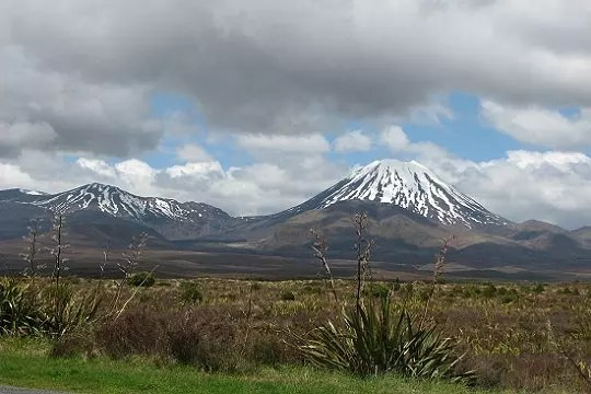 le parc national du tongariro