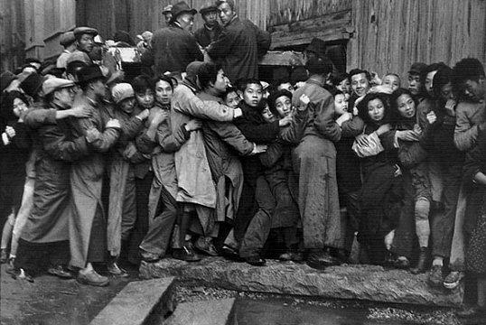 Shangai, 1949. Henri Cartier-Bresson