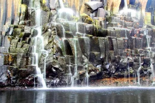 les chutes de rochester