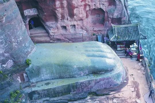 bouddha sites chine