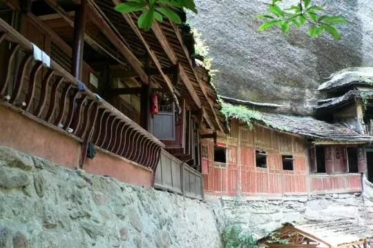 ermitage qingcheng shan