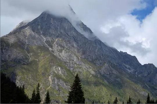 montagnes sichuan