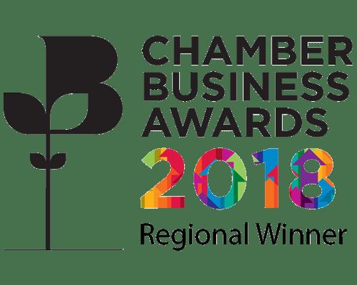 Chamber Business Awards 2018 Regional Winner
