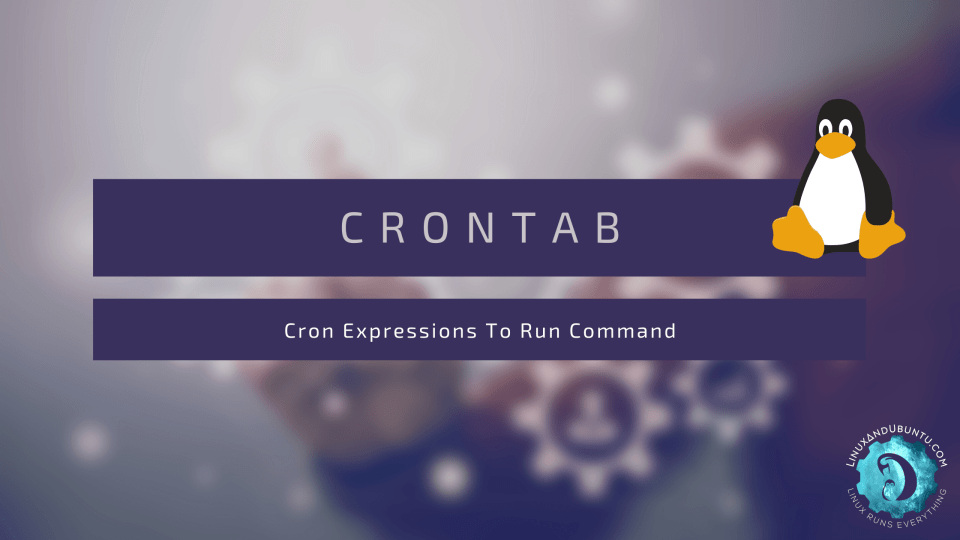 Crontab Cron Expressions To Run Command