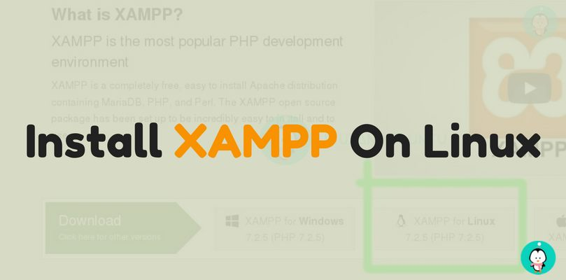 download xampp in linux