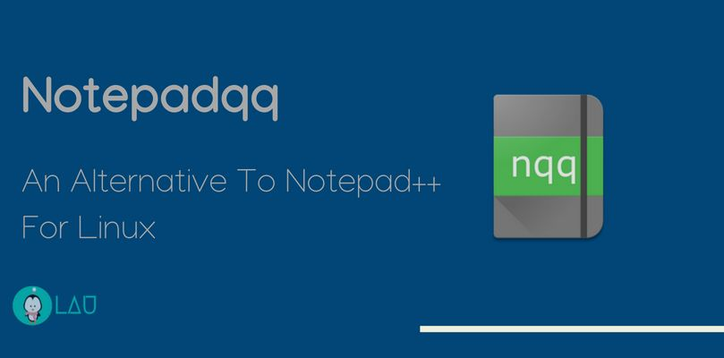 notepadqq an alternative to notepad