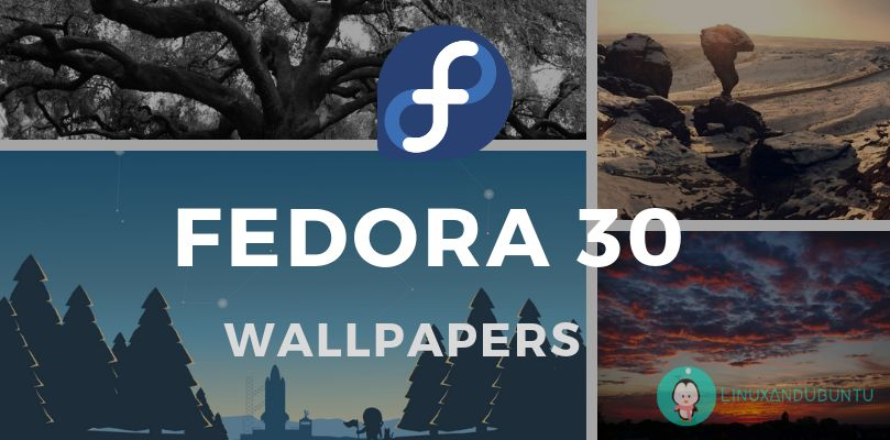 fedora 30 wallpapers