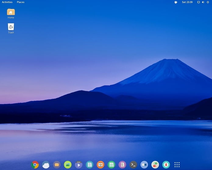 Apricity OS an arch based linux