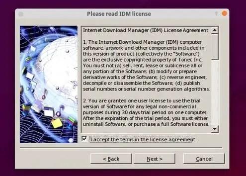 IDM for Ubuntu