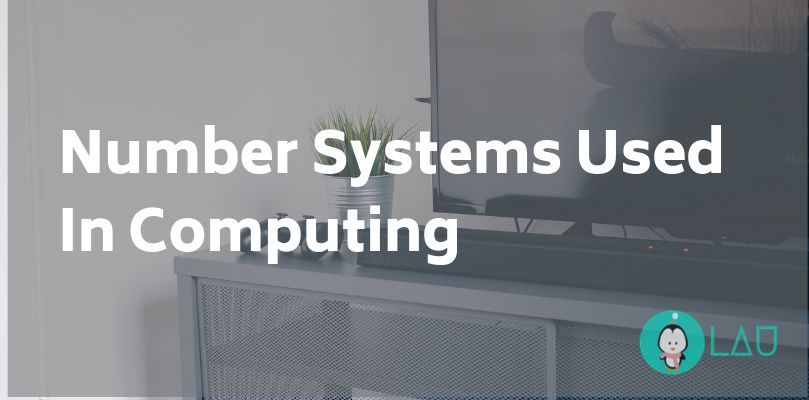Number Systems Used In Computing