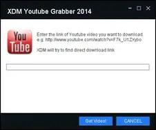 XDM Youtube video downloader in ubuntu