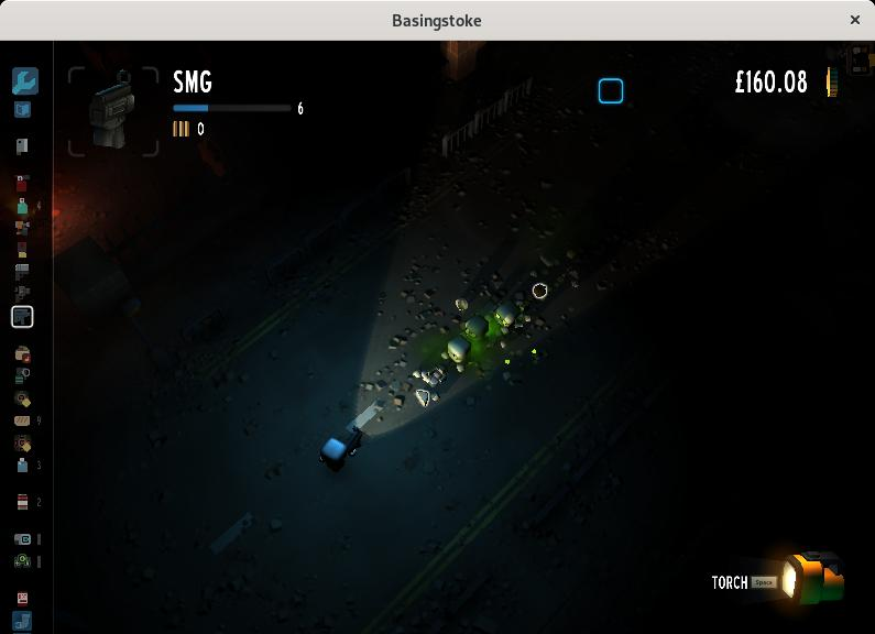 basingstoke aliens game linux itch