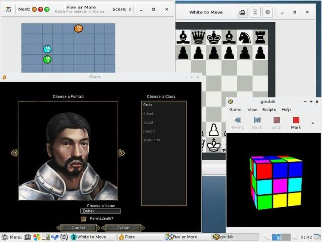 best linux for gaming