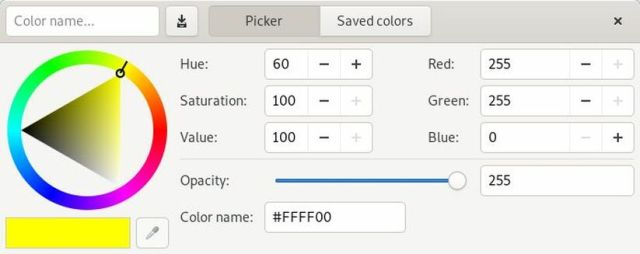generate color picker