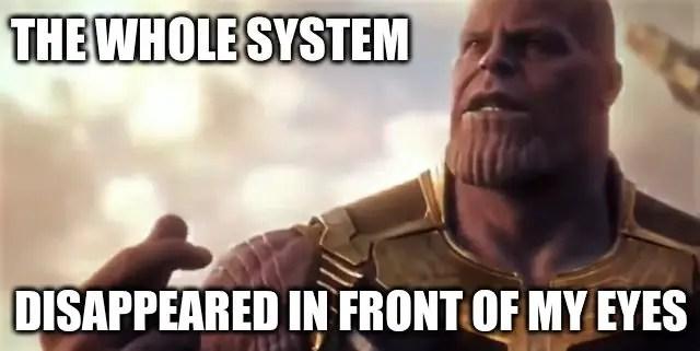 linux meme