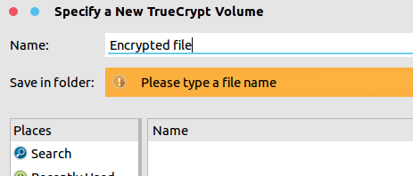 name truecrypt volume