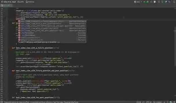 pycharm python ide for linux