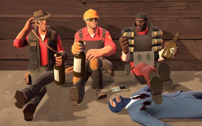 team fortress 2 capture flag
