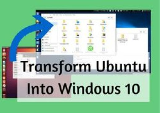 Transform Your Ubuntu Into Windows 10 Look With these GTK