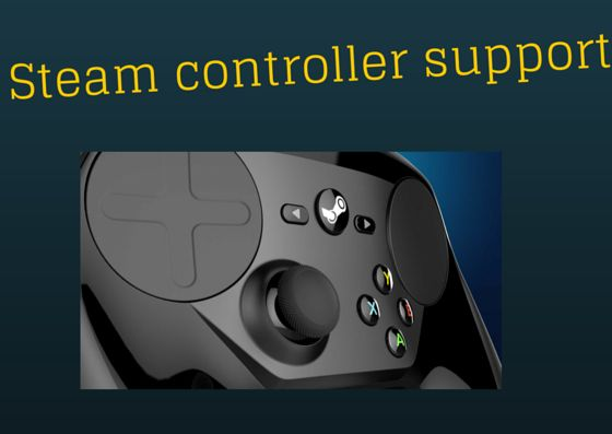 ubuntu 15.10 steam controller support