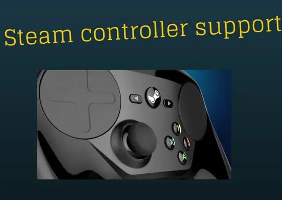 ubuntu 15.10 steam controller support