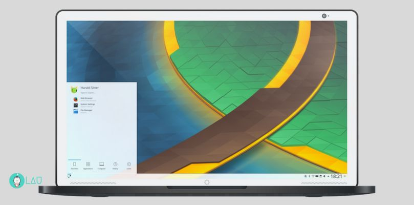 KDE Neon Arrives For Pinebook