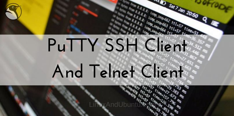 PuTTY SSH Client And Telnet Client review