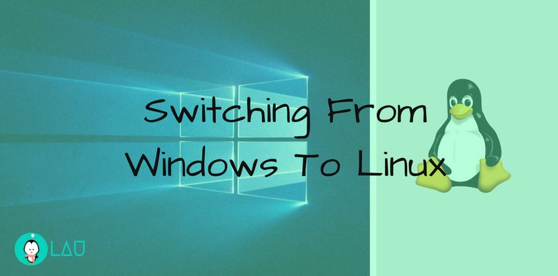 Switching From Windows To Linux
