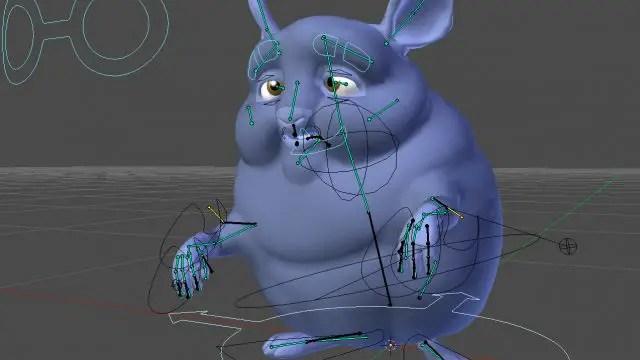 blender Animation toolset