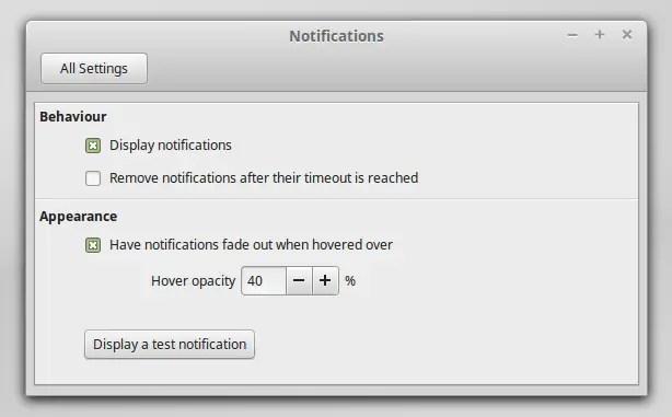 linux mint 17.1 nemo cinnamon notification