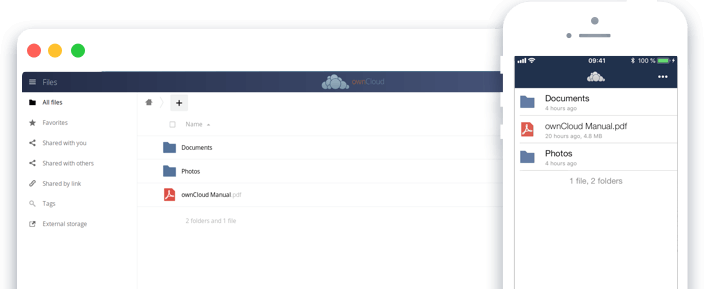 owncloud on ubuntu