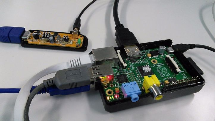 rasberry pi hardware