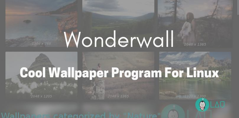 wonderwall cool wallpaper programs for linux