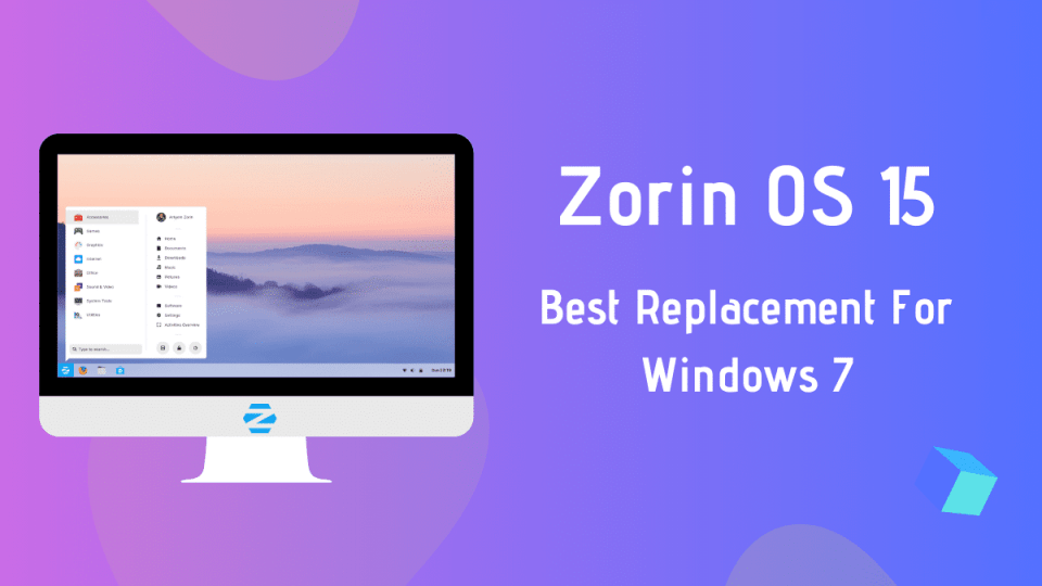Zorin OS 15 Lite