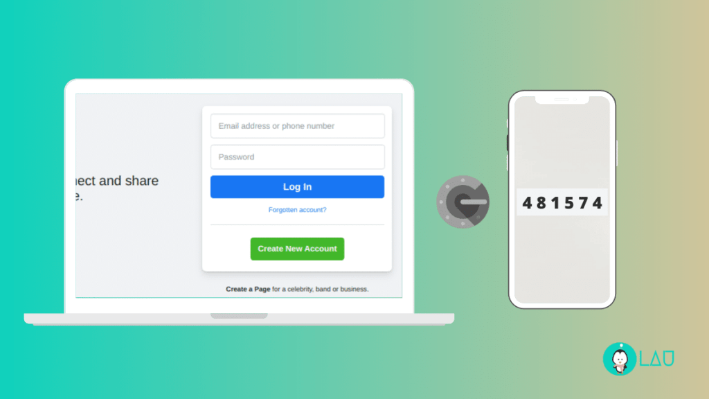 Two factor Authentication passwordless login