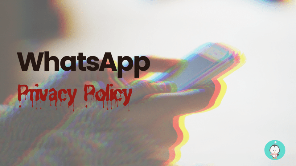 WhatsApp Privacy Policy Updates