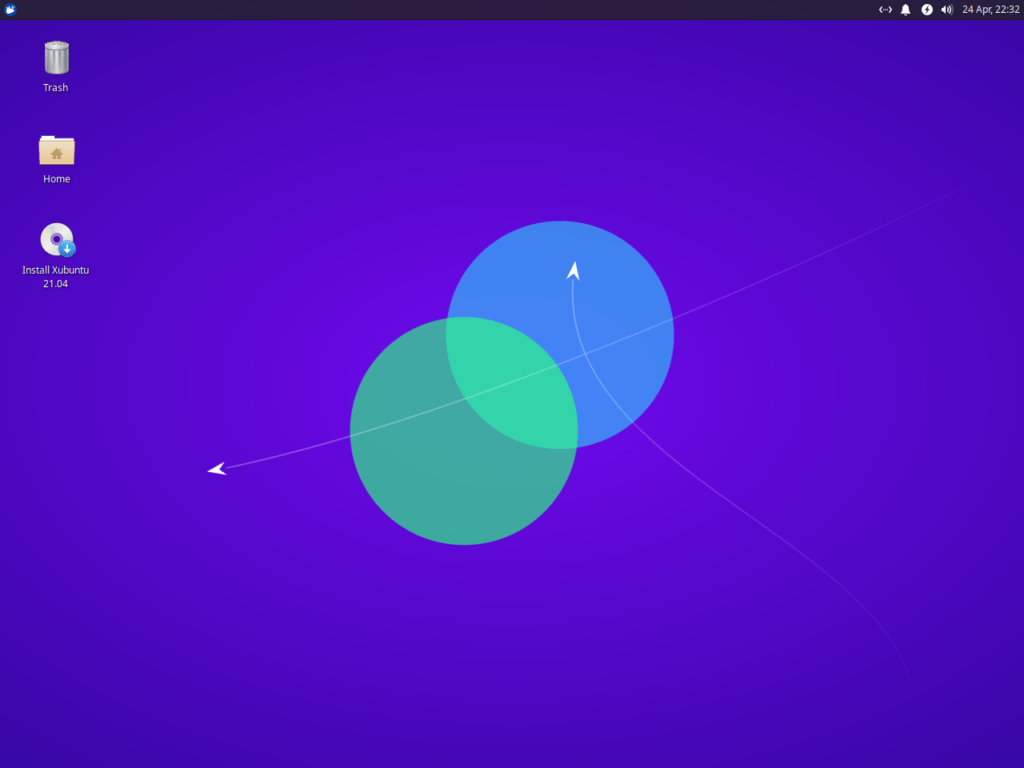 Xubuntu desktop environment