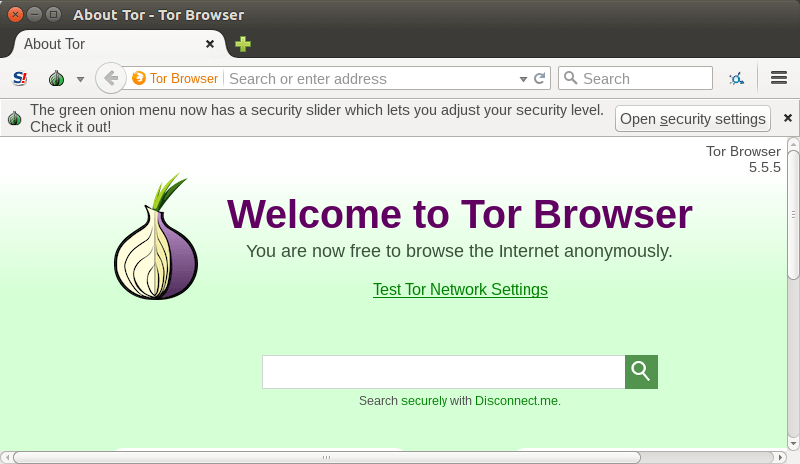 Install Tor Browser on Ubuntu 16.04 via PPA