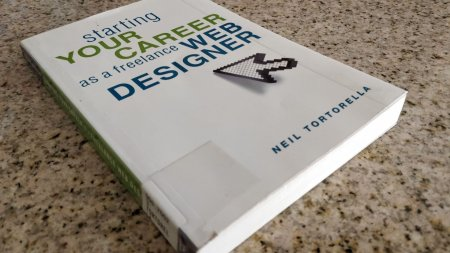 Book Cover: Starting Your Career as a Freelance Web Designer