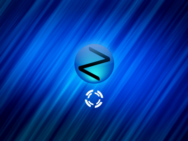 Zorin OS 6 Splash Screen