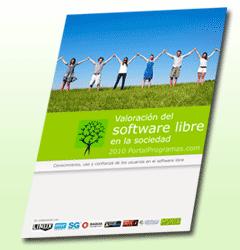 Encuesta valoración de Software Libre 2011