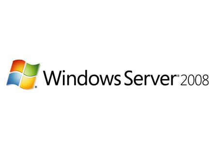 Logo Windows Sever 2008