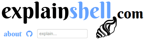 explainshell_logo