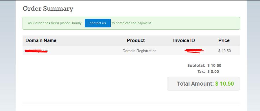 Domain Order #07